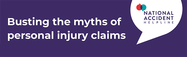 myths of personal injury claims