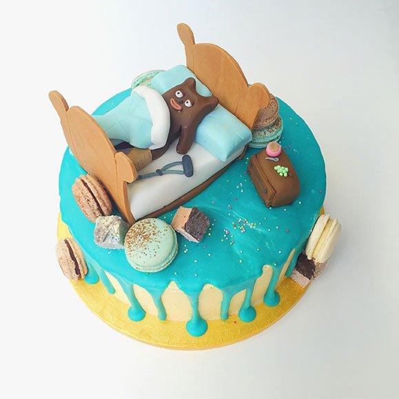 The Underdog Cake Off Challenge