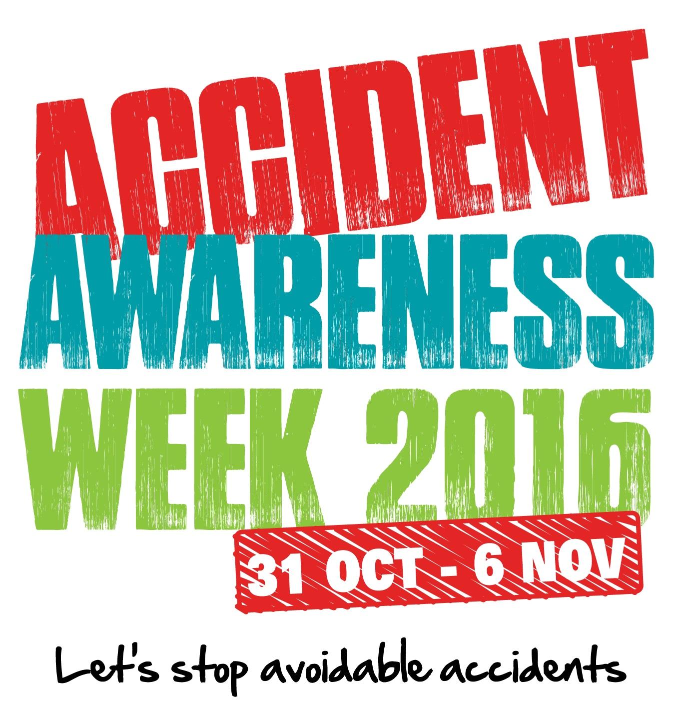 Accident Awareness Week logo