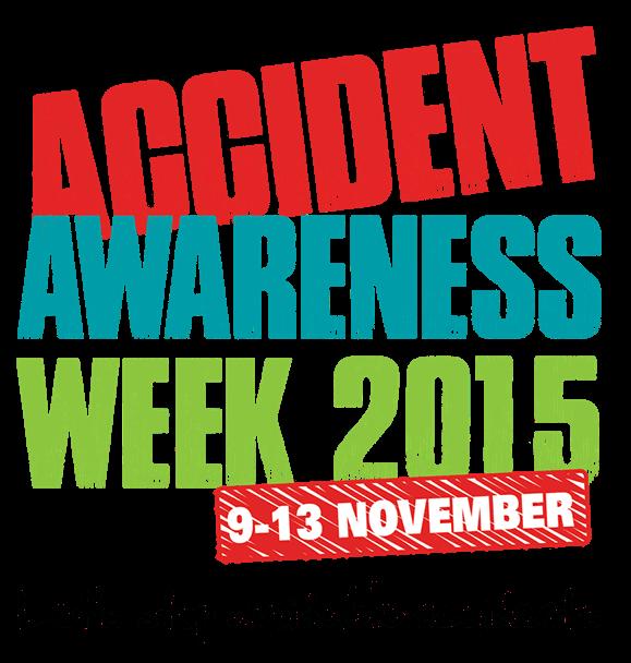 Accident Awareness Week Logo 2015
