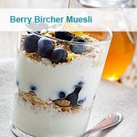 Berry Bircher Museli