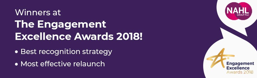 Engagement excellence awards 2018