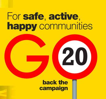 Brake Go 20 Campaign Logo