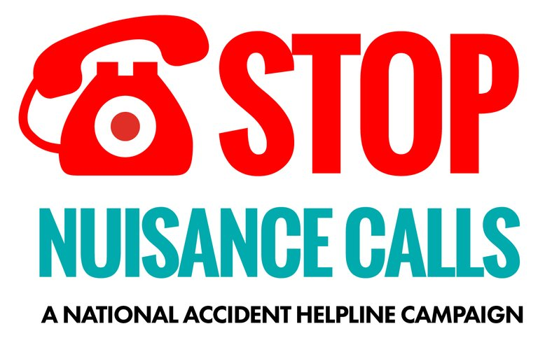 National Accident Helpline Stop Nuisance Calls Logo